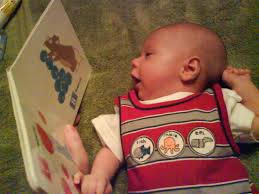 read to baby