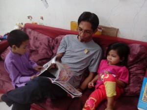 family membaca