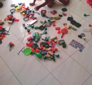 mainan terabur