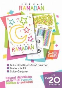jurnal ramadan