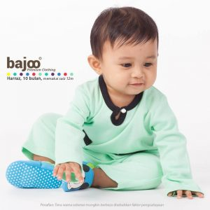 romper bajoo_mint green