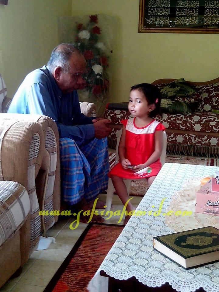 Tok wan cucu talk