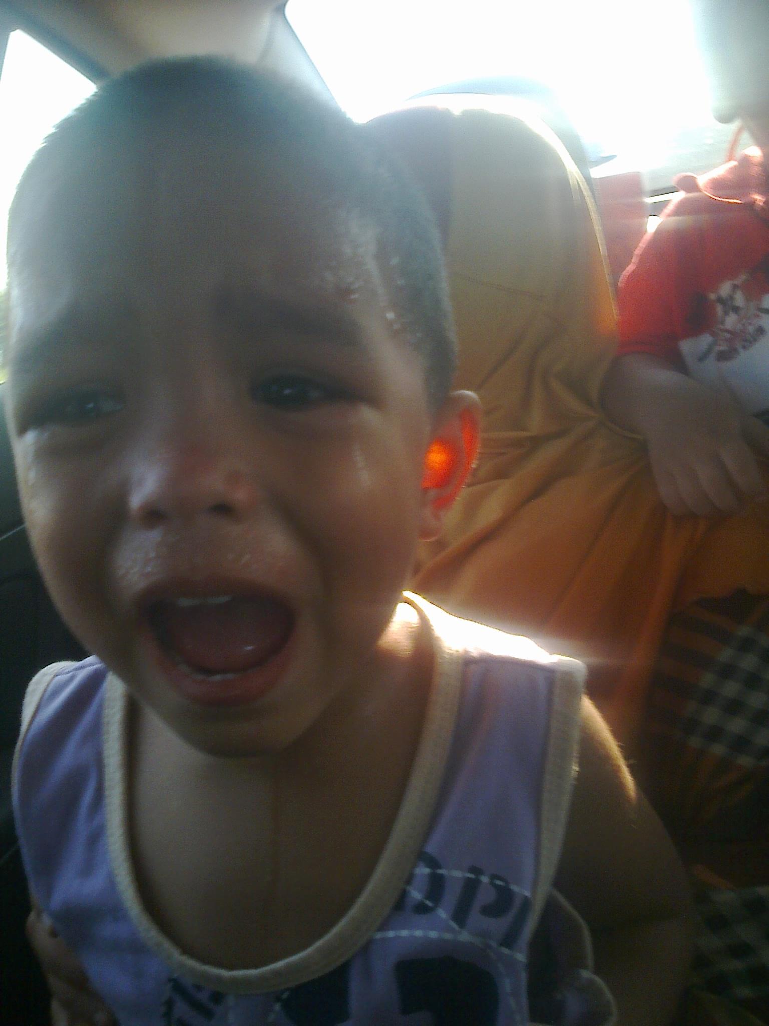 Punca anak tantrum