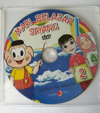 DVD Belajar jawi