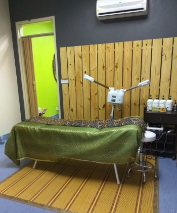 Bilik rawatan muka, Spa Mamacare Pulau Pinang