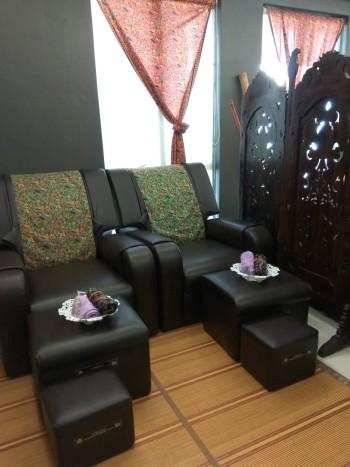 Tempat urutan kaki, Spa Mamacare Pulau Pinang