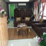 Bahagian Menunggu Spa Mamacare Pulau Pinang