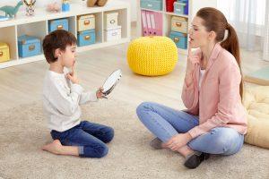 Pengalaman Anak Lambat Bercakap