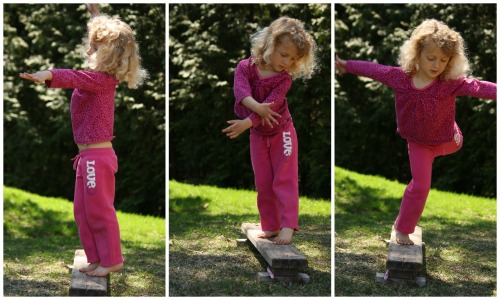 Aktiviti keseimbangan