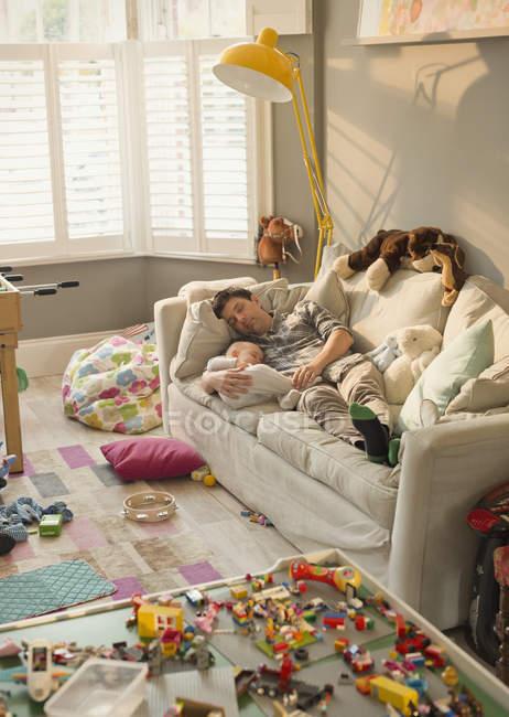 Punca Anak Susah Tidur Malam