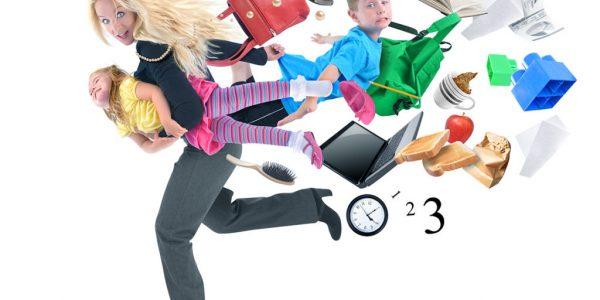 5 Tips Urus Anak Meragam Waktu Pagi