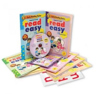 ReadEasyCepatbacaenglishVCD