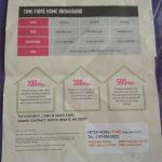 TIME broadband