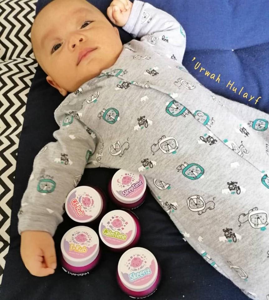 koleksi baby balm