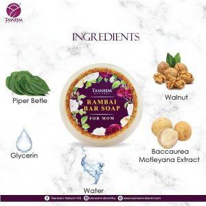Family Set Natural Soap Tasneem Naturel