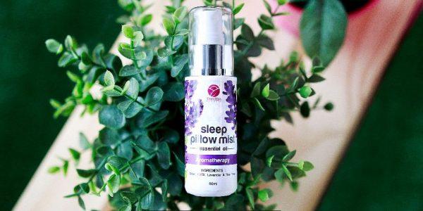Sleep Pillow Mist, Spray Tidur yang berkesan untuk atasi masalah susah tidur malam
