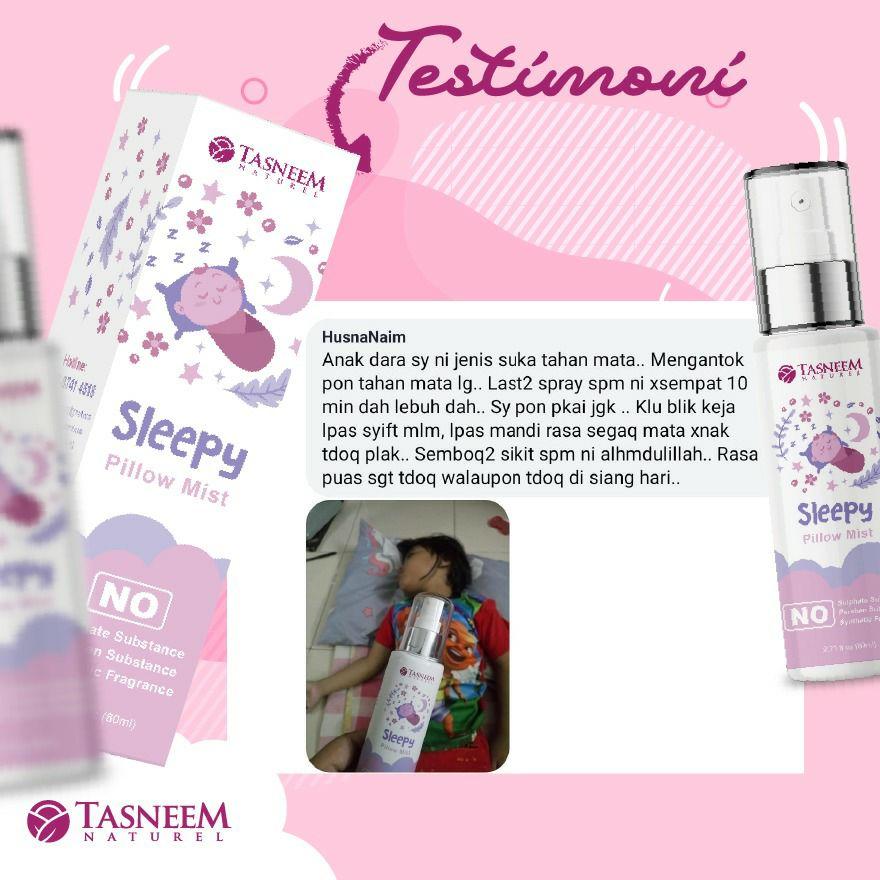 testimoni sleepy 1