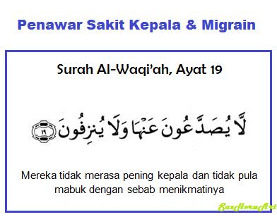 Doa Hilangkan Pening dan Sakit Kepala dari Al Quran