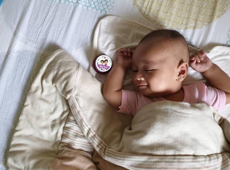 Set Tidur Lena Tasneem penyelesaian untuk Masalah Bayi Susah Tidur