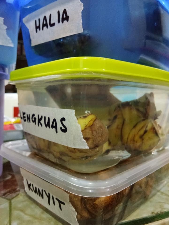 Cara Simpan Sayur untuk Tahan Lama Dalam Peti Sejuk