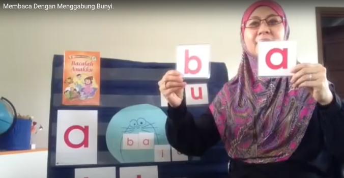 Kaedah Gabung Bunyi (Phonic Blending)