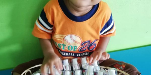 Hand Sanitizer tanpa Alkohol lebih Selamat untuk Bayi