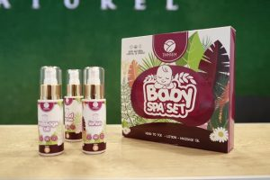 baby spa set tasneem