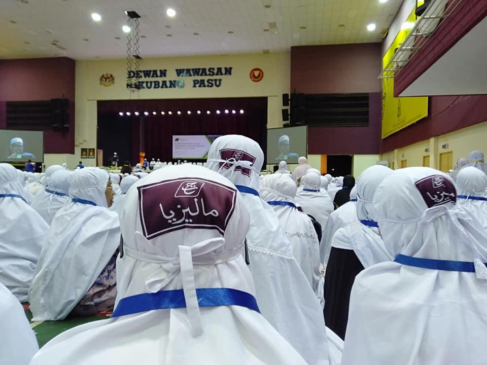 Pengalaman Kursus Perdana Haji di Kedah