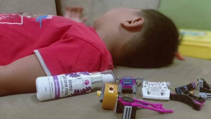 Spray Tidur Sleepy Pillow Mist, adakah berbahaya seperti ubat tidur?