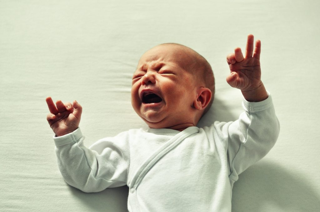 Anak meragam sebelum tidur